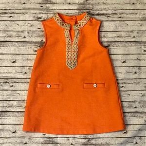 Janie and Jack tube dress 12-18 months